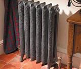 grey radiator