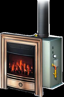 Baxi Back Boilers