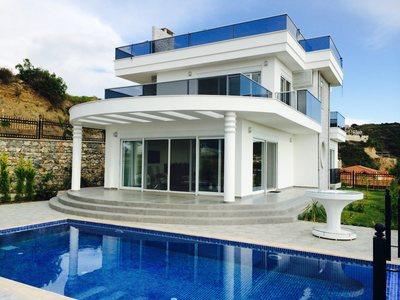 private villa in Alanya