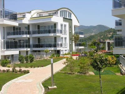 Sunset Beach Residence - Real estate Alanya Konakli