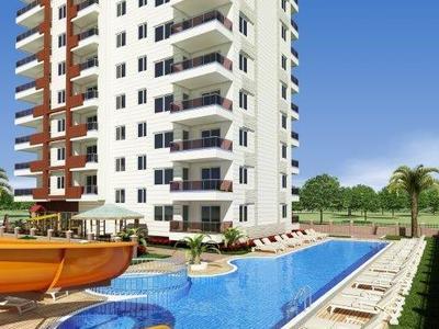 Mahmutlar Alanya real estate