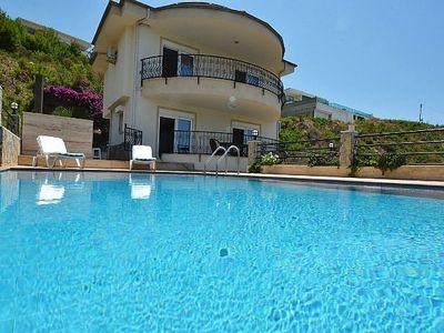 Villa in Kargicak Alanya Turkey