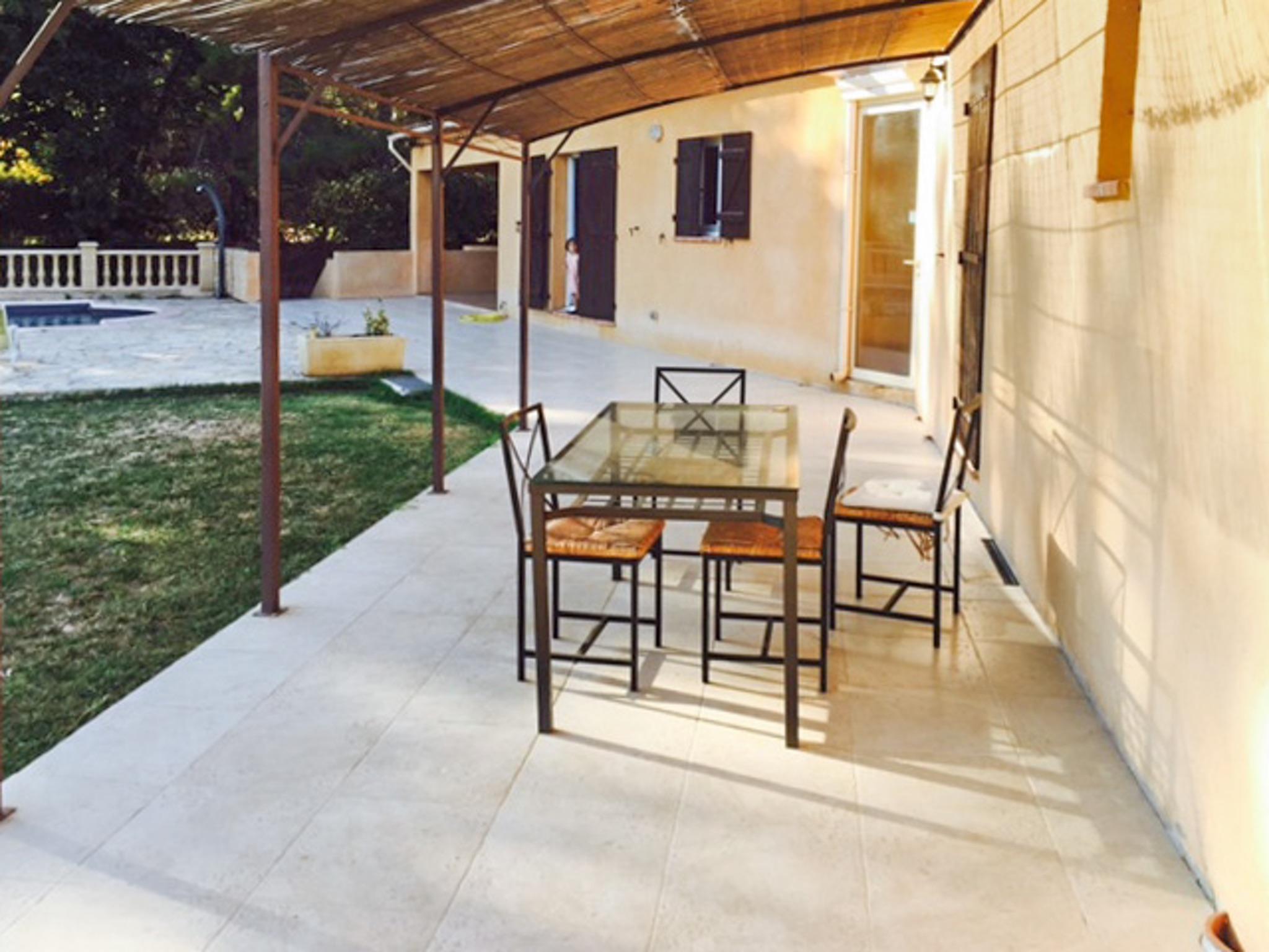 Ferienhaus Haus mit drei Schlafzimmern, Pool, Garten und Terrasse in der Luberon (2201928), Pertuis, Vaucluse, Provence - Alpen - Côte d'Azur, Frankreich, Bild 5
