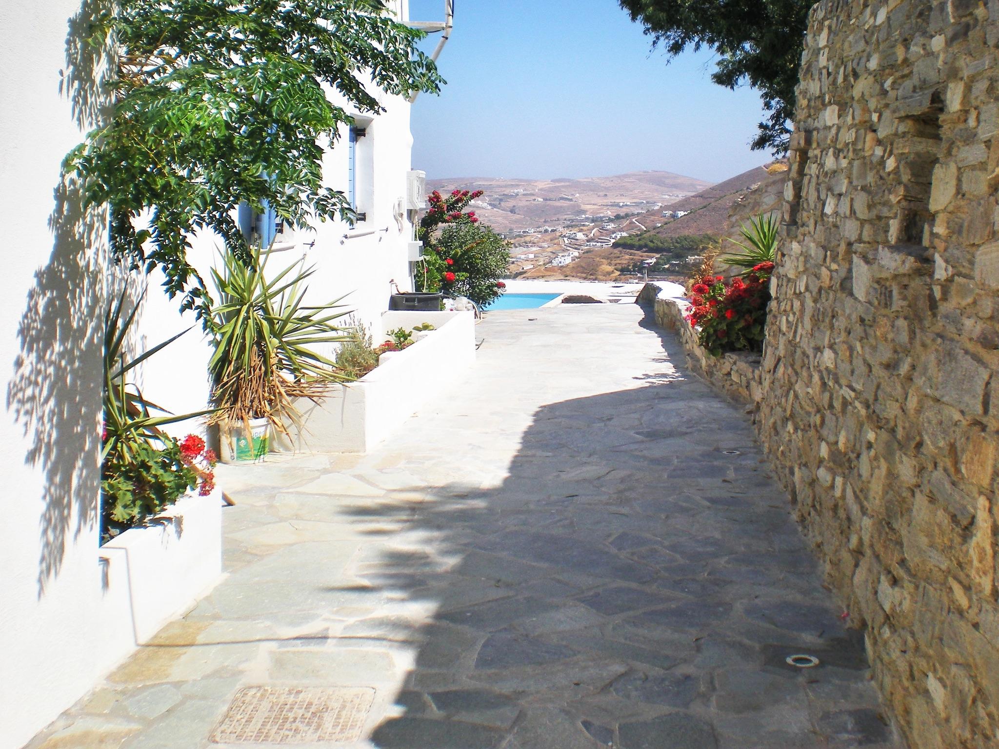 Ferienhaus Villa im Kykladen-Stil auf Paros (Griechenland), mit 2 Schlafzimmern, Gemeinschaftspool &  (2201782), Paros, Paros, Kykladen, Griechenland, Bild 5