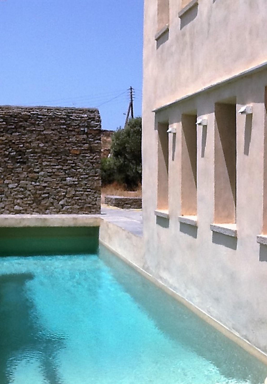 Ferienhaus Luxuriöse Villa und Gästehaus mit WLAN, Pool und Blick auf den Sonnenuntergang im Ägäische (2202206), Siphnos, Sifnos, Kykladen, Griechenland, Bild 25