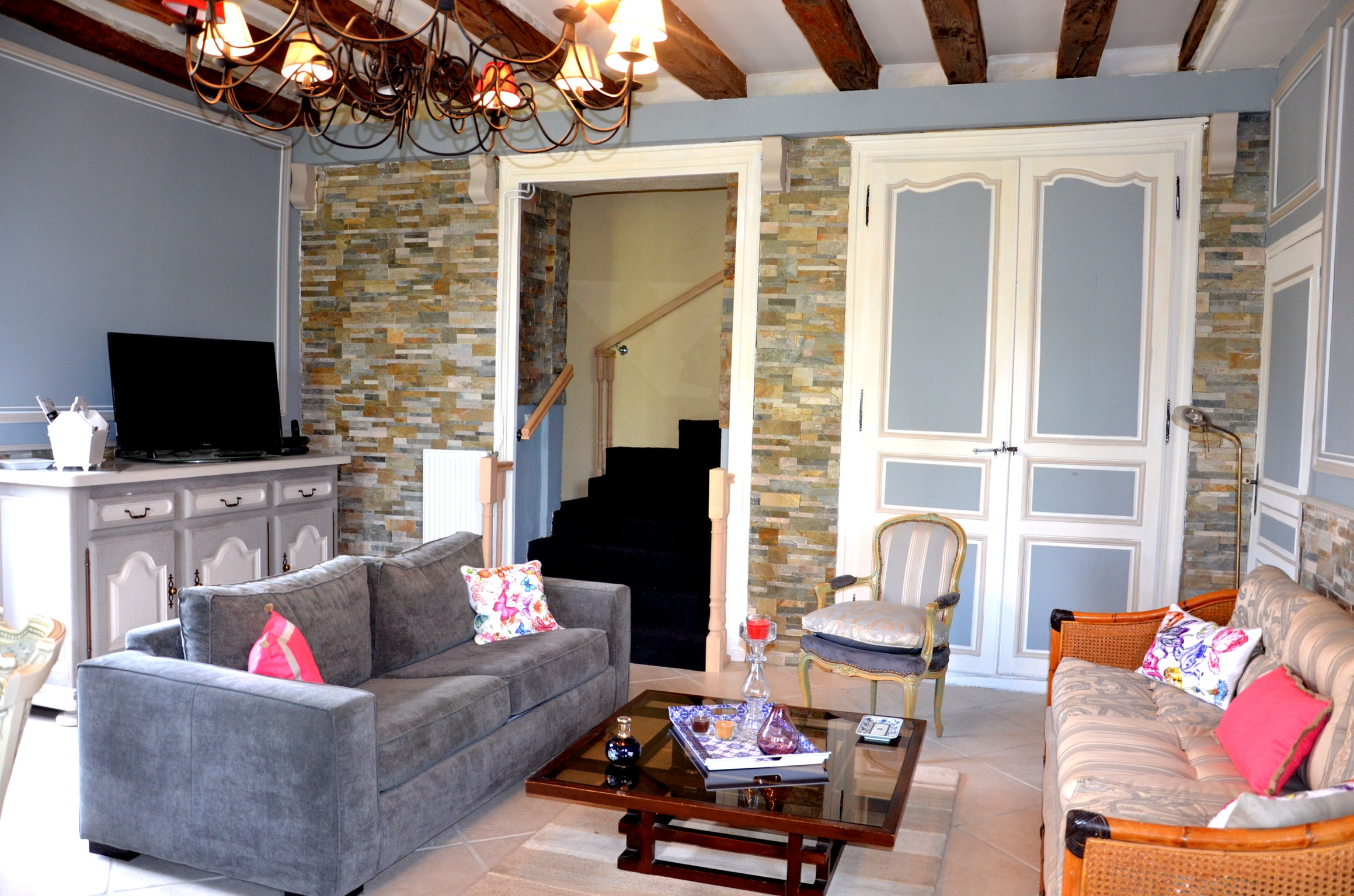 Ferienhaus Haus mit 3 Zimmern in Le Blanc mit eingezäuntem Garten und W-LAN (2218184), Le Blanc, Indre, Centre - Val de Loire, Frankreich, Bild 7