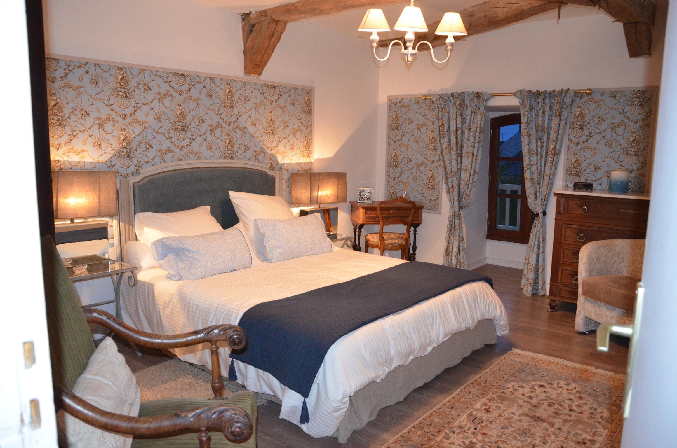 Ferienhaus Haus mit 3 Zimmern in Le Blanc mit eingezäuntem Garten und W-LAN (2218184), Le Blanc, Indre, Centre - Val de Loire, Frankreich, Bild 27