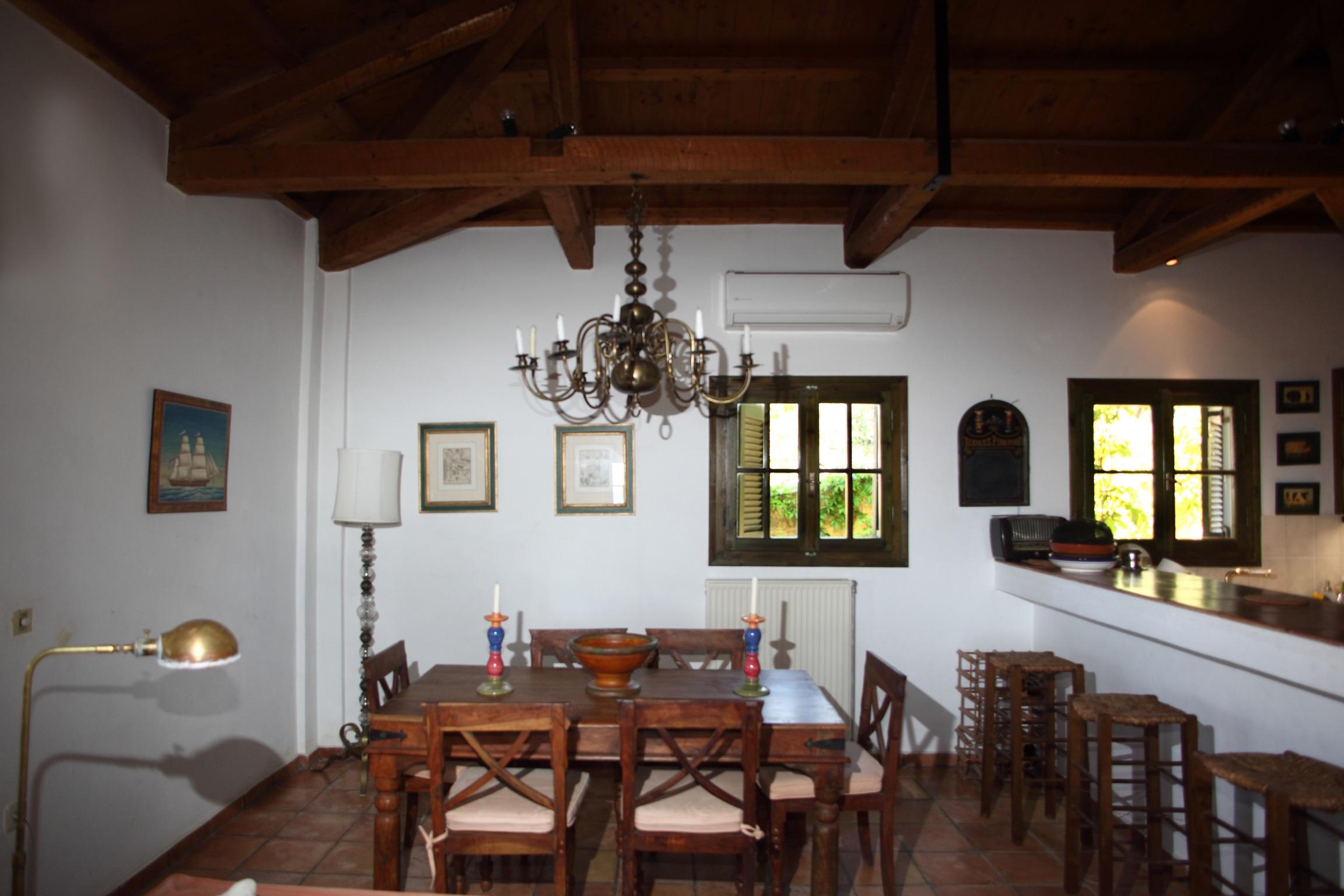 Ferienhaus Villa mit 4 Zimmern in Kosta mit herrlichem Meerblick, privatem Pool, eingezäuntem Garten  (2271451), Kosta (GR), , Peloponnes, Griechenland, Bild 6