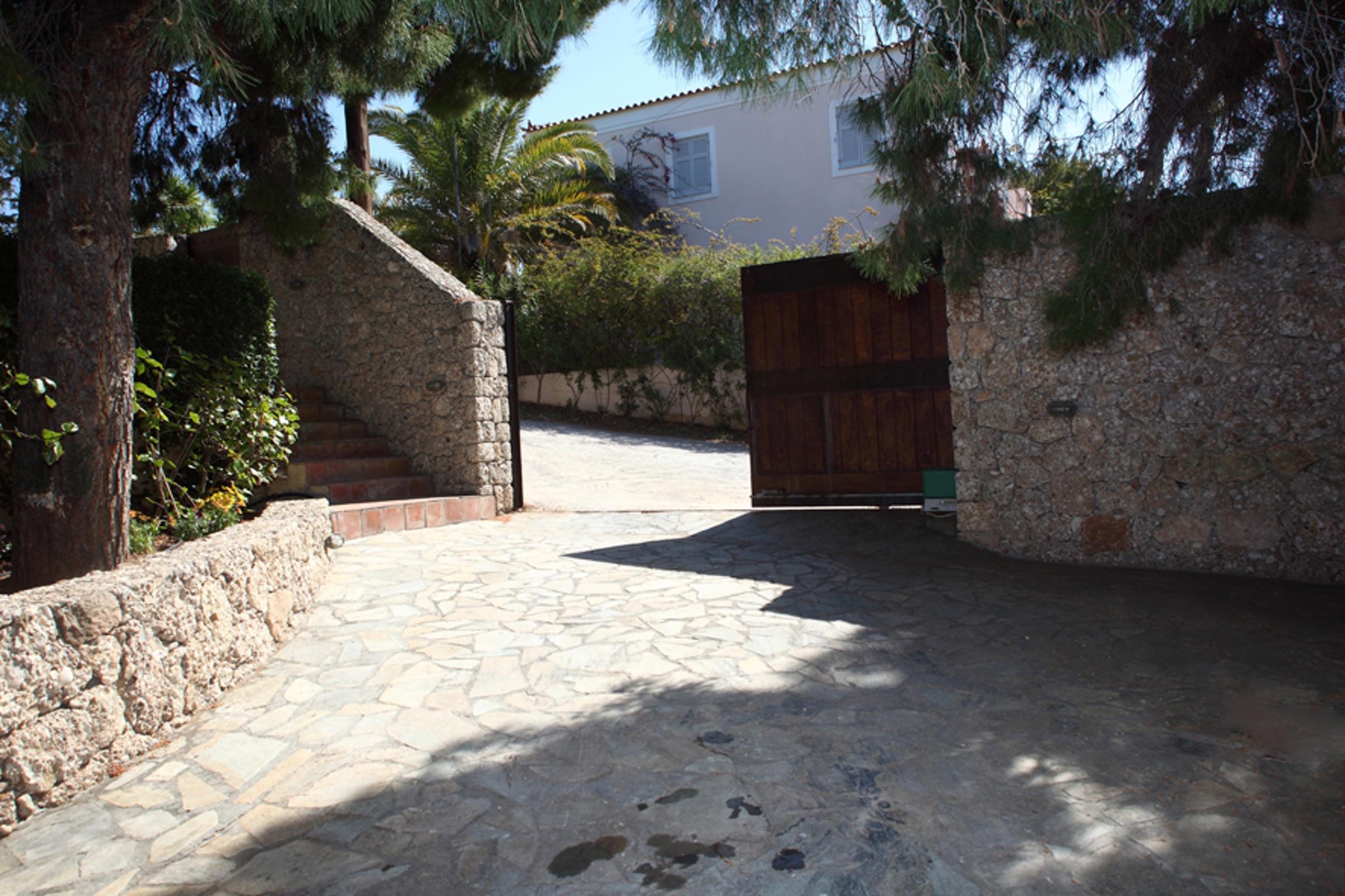 Ferienhaus Villa mit 4 Zimmern in Kosta mit herrlichem Meerblick, privatem Pool, eingezäuntem Garten  (2271451), Kosta (GR), , Peloponnes, Griechenland, Bild 21