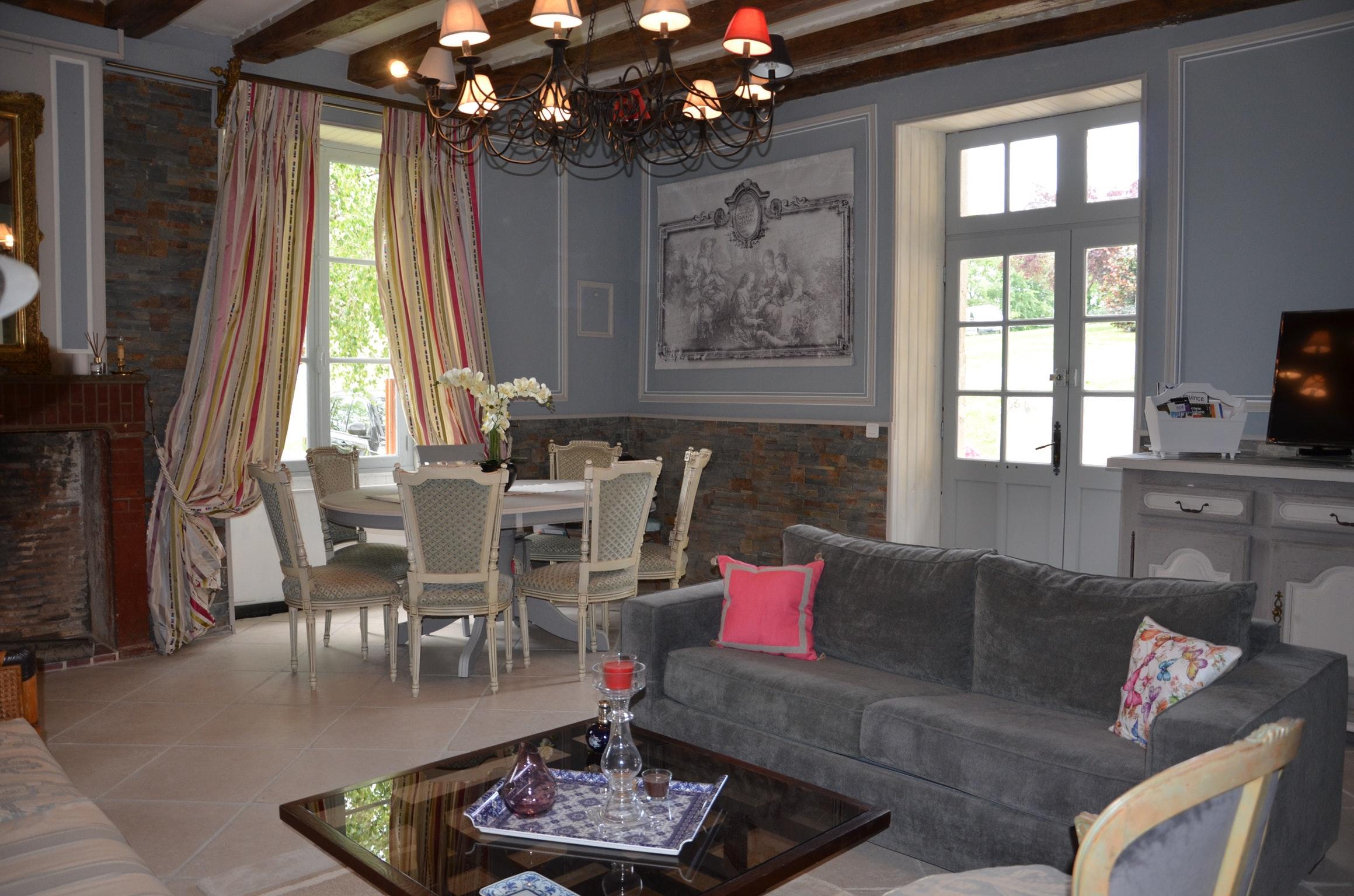 Ferienhaus Haus mit 3 Zimmern in Le Blanc mit eingezäuntem Garten und W-LAN (2218184), Le Blanc, Indre, Centre - Val de Loire, Frankreich, Bild 4