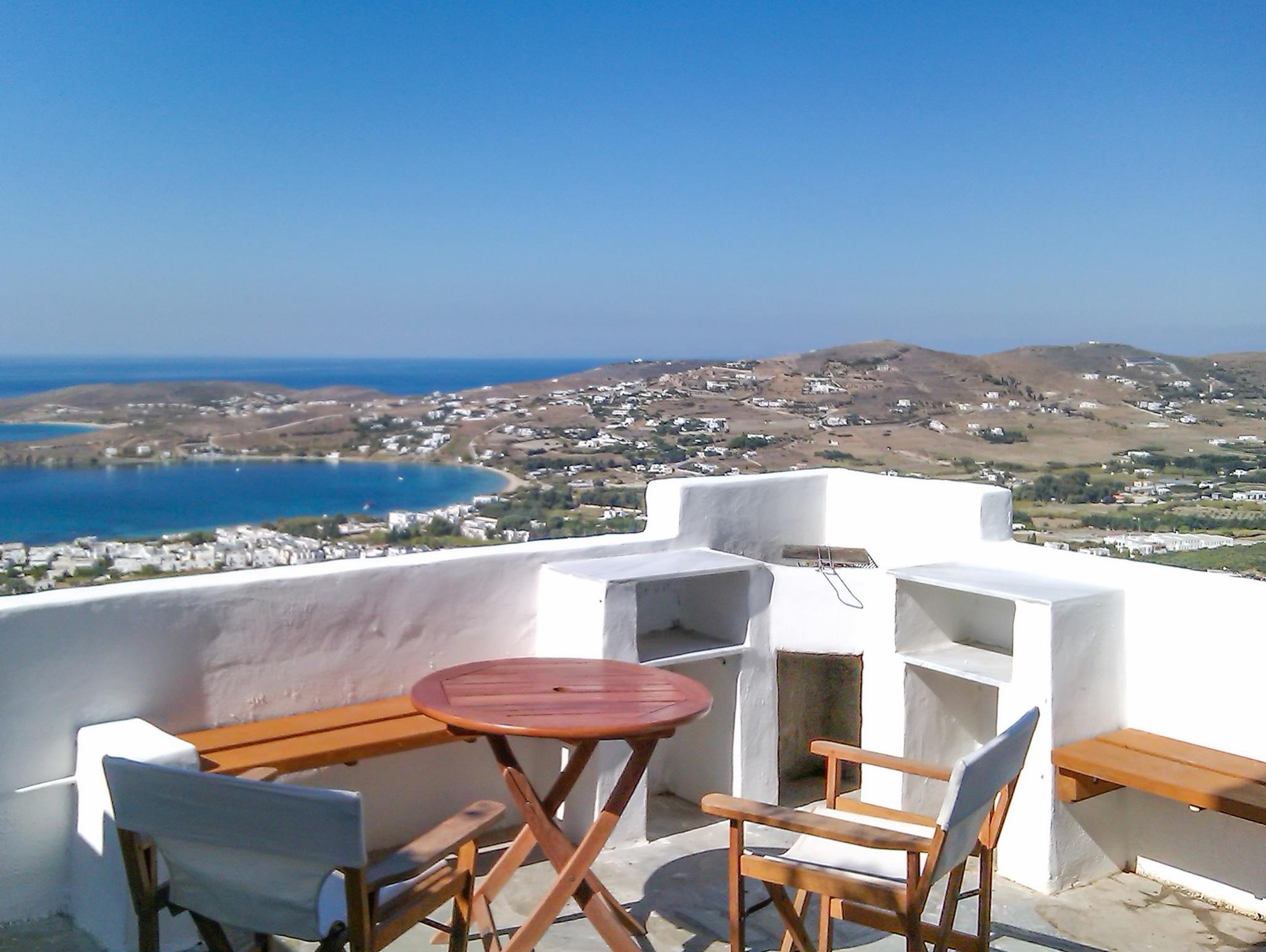 Ferienhaus Villa im Kykladen-Stil auf Paros (Griechenland), mit 2 Schlafzimmern, Gemeinschaftspool &  (2201782), Paros, Paros, Kykladen, Griechenland, Bild 3