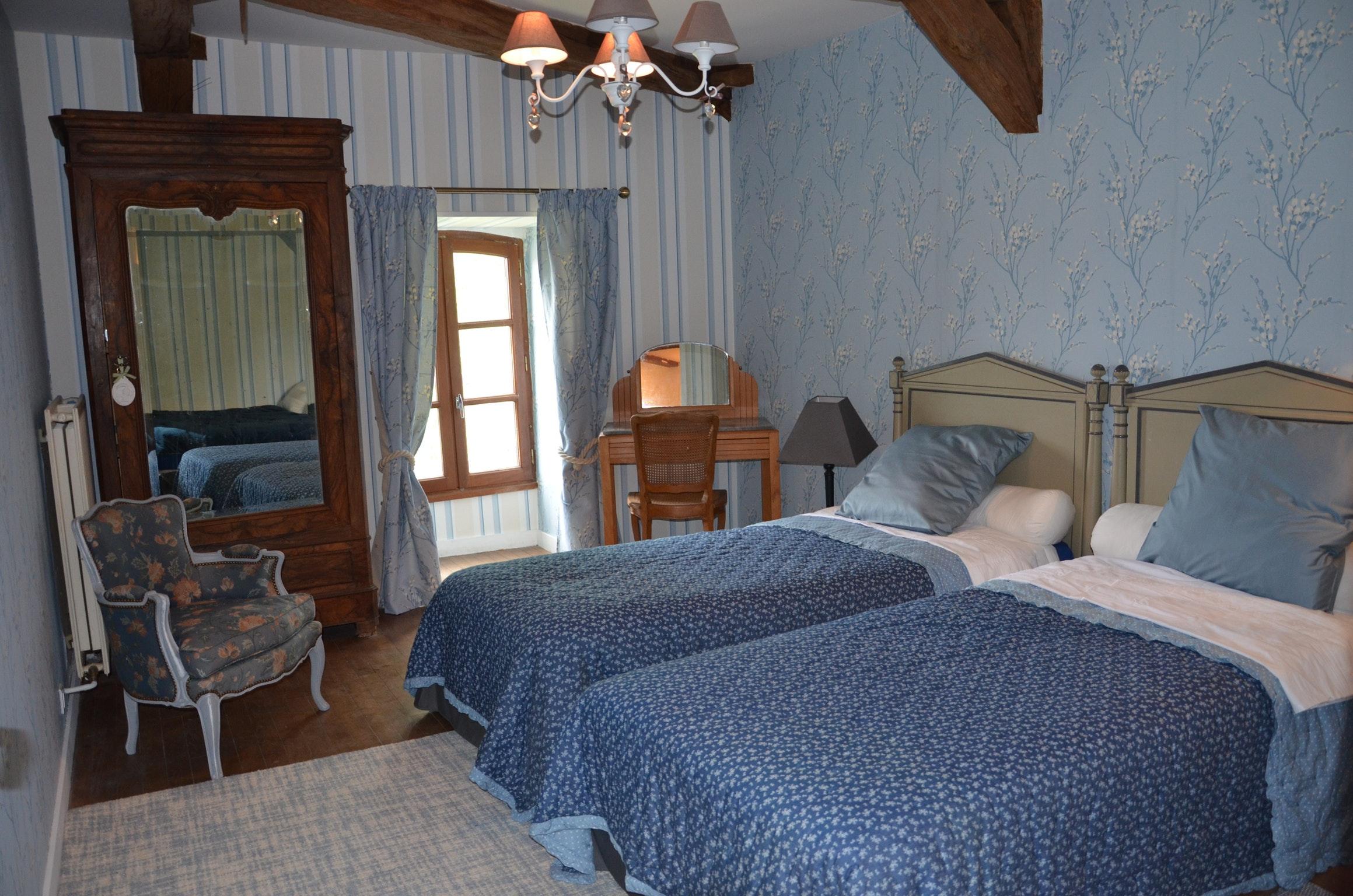 Ferienhaus Haus mit 3 Zimmern in Le Blanc mit eingezäuntem Garten und W-LAN (2218184), Le Blanc, Indre, Centre - Val de Loire, Frankreich, Bild 17