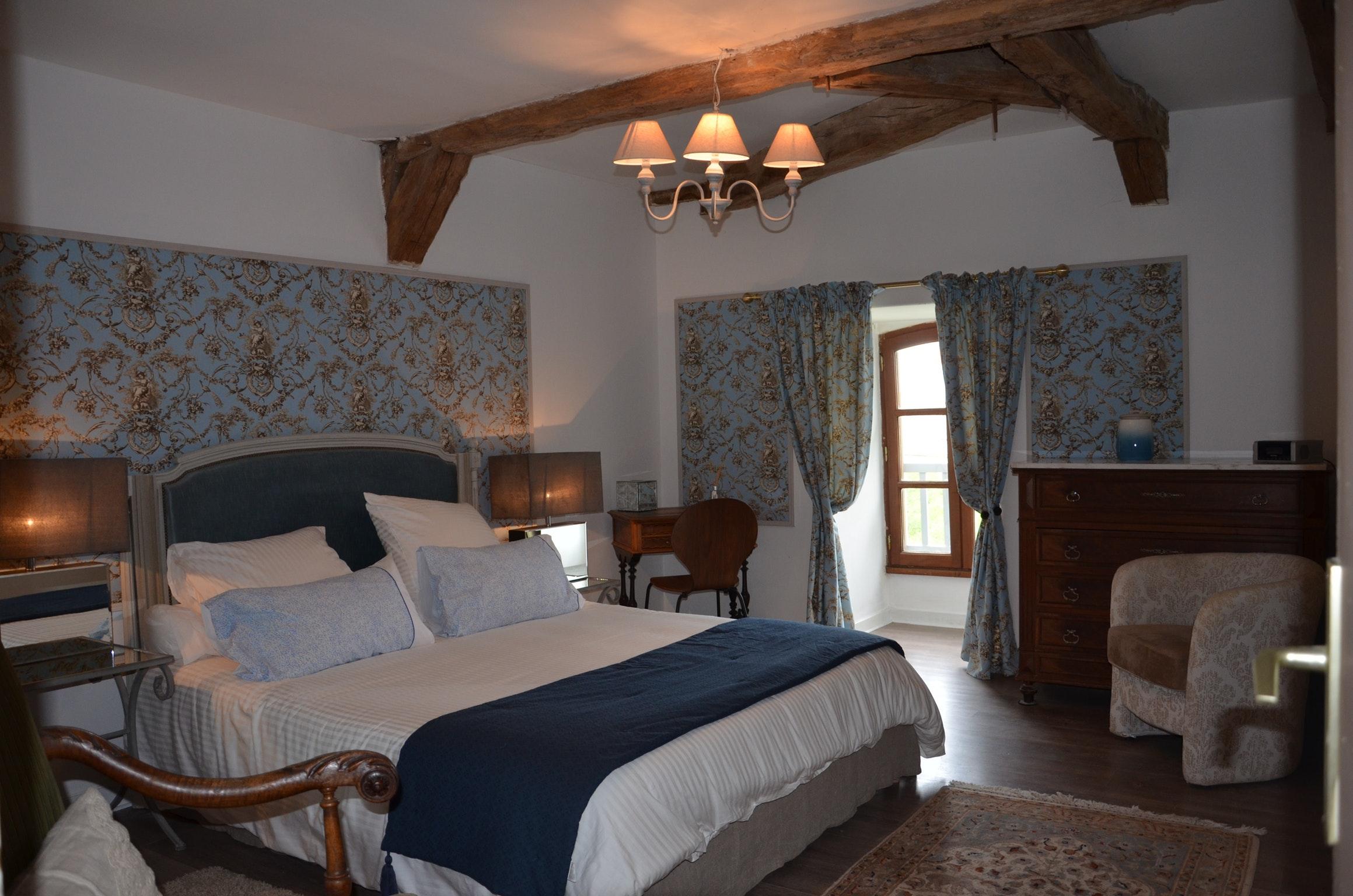 Ferienhaus Haus mit 3 Zimmern in Le Blanc mit eingezäuntem Garten und W-LAN (2218184), Le Blanc, Indre, Centre - Val de Loire, Frankreich, Bild 14