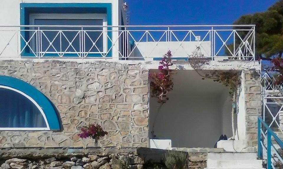 Ferienhaus Luxuriöse Villa in Megara direkt am Meer, mit wunderschöner Aussicht und möbliertem Balkon (2294781), Megara, , Attika, Griechenland, Bild 15