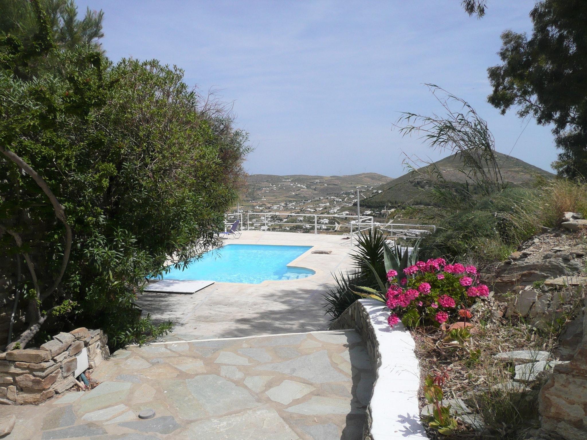 Ferienhaus Villa im Kykladen-Stil auf Paros (Griechenland), mit 2 Schlafzimmern, Gemeinschaftspool &  (2201782), Paros, Paros, Kykladen, Griechenland, Bild 19