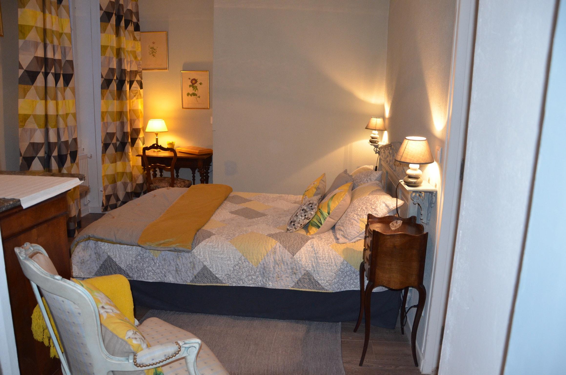 Ferienhaus Haus mit 3 Zimmern in Le Blanc mit eingezäuntem Garten und W-LAN (2218184), Le Blanc, Indre, Centre - Val de Loire, Frankreich, Bild 15