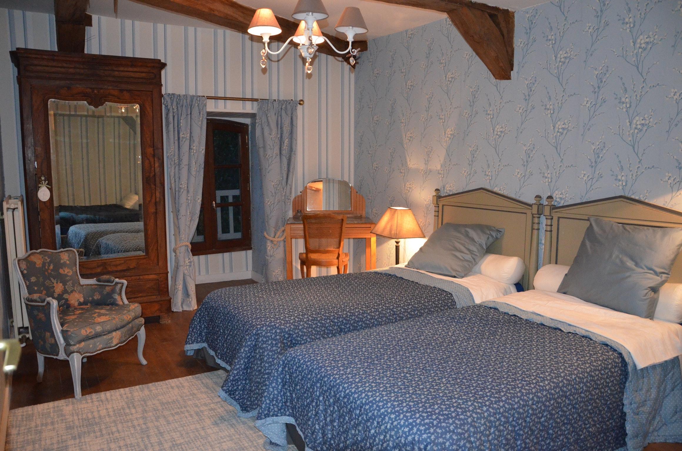 Ferienhaus Haus mit 3 Zimmern in Le Blanc mit eingezäuntem Garten und W-LAN (2218184), Le Blanc, Indre, Centre - Val de Loire, Frankreich, Bild 28
