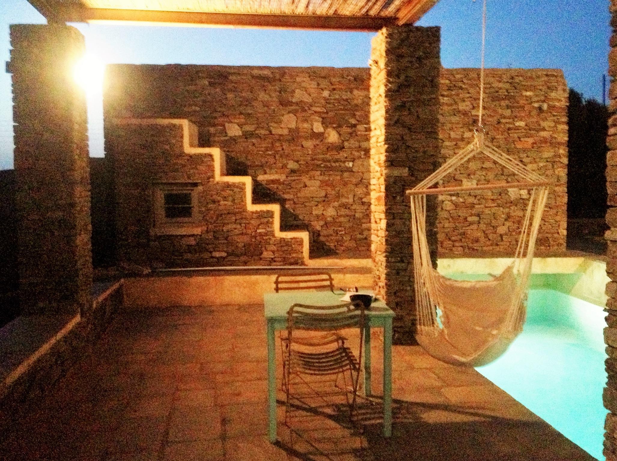 Ferienhaus Luxuriöse Villa und Gästehaus mit WLAN, Pool und Blick auf den Sonnenuntergang im Ägäische (2202206), Siphnos, Sifnos, Kykladen, Griechenland, Bild 23