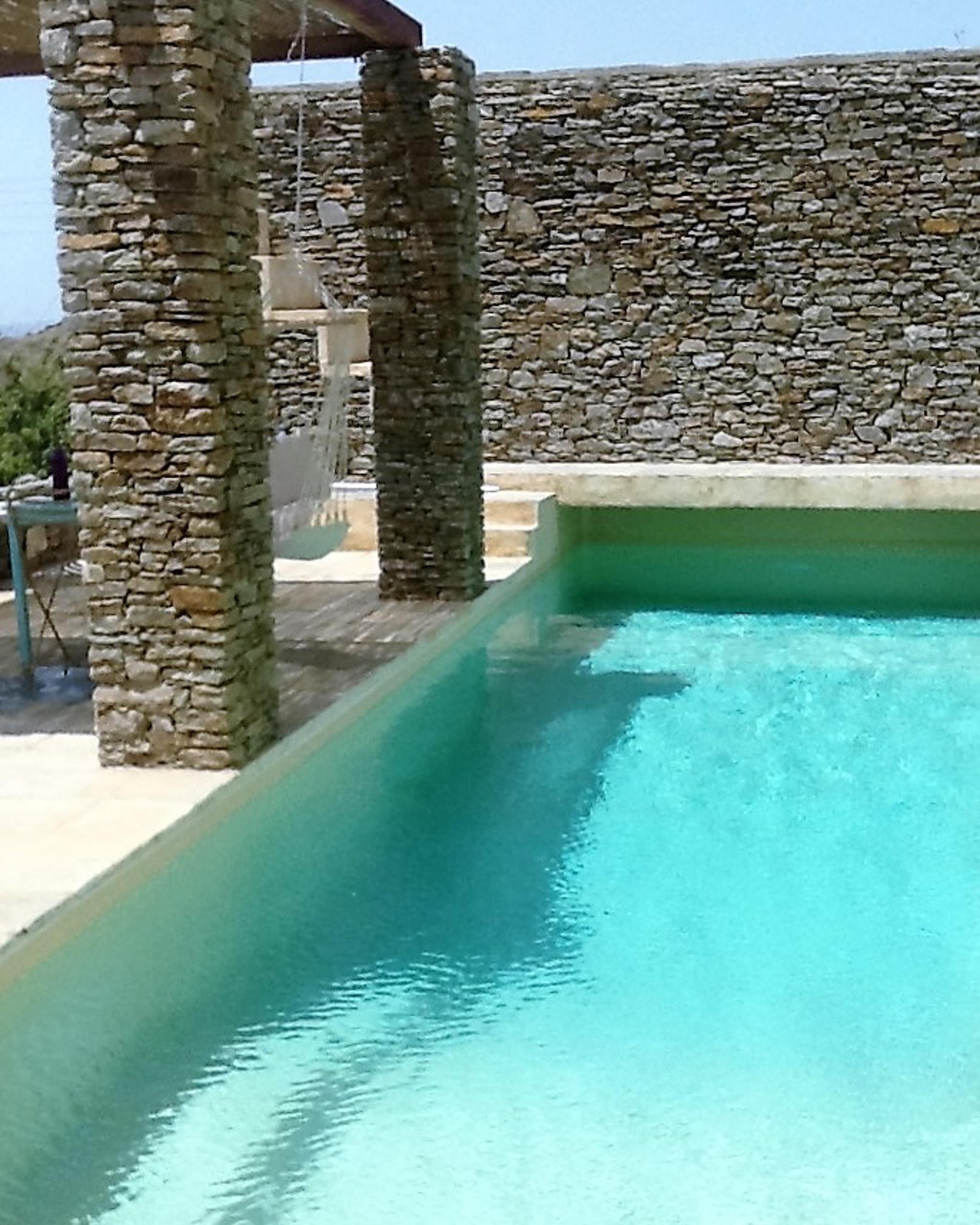 Ferienhaus Luxuriöse Villa und Gästehaus mit WLAN, Pool und Blick auf den Sonnenuntergang im Ägäische (2202206), Siphnos, Sifnos, Kykladen, Griechenland, Bild 26