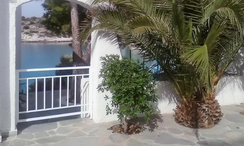 Ferienhaus Luxuriöse Villa in Megara direkt am Meer, mit wunderschöner Aussicht und möbliertem Balkon (2294781), Megara, , Attika, Griechenland, Bild 14