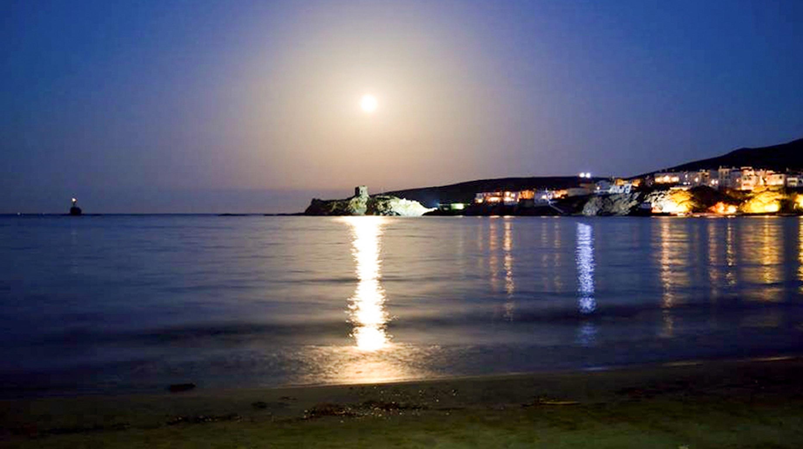 Ferienhaus Großes Haus in Ypsila mit vier Schlafzimmern und möblierter Terrasse - 4,5 km vom Meer ent (2201790), Andros, Andros, Kykladen, Griechenland, Bild 17