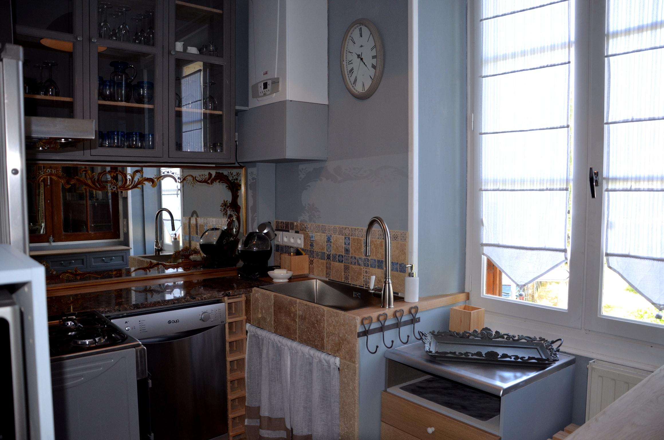 Ferienhaus Haus mit 3 Zimmern in Le Blanc mit eingezäuntem Garten und W-LAN (2218184), Le Blanc, Indre, Centre - Val de Loire, Frankreich, Bild 8