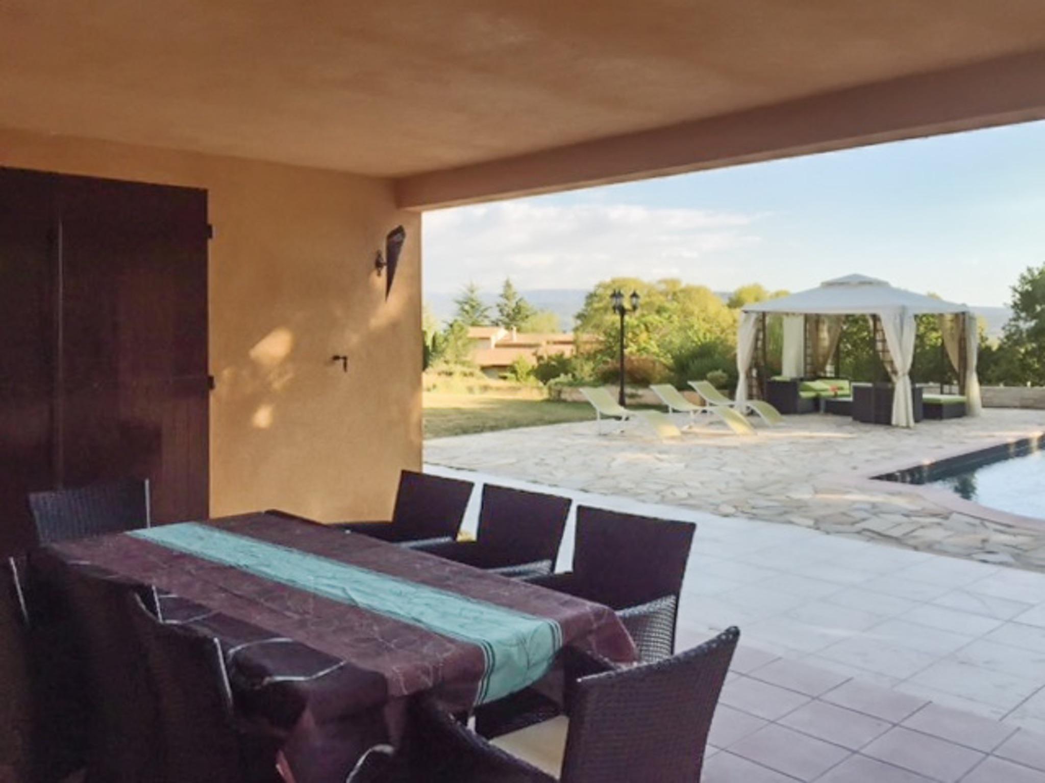 Ferienhaus Haus mit drei Schlafzimmern, Pool, Garten und Terrasse in der Luberon (2201928), Pertuis, Vaucluse, Provence - Alpen - Côte d'Azur, Frankreich, Bild 19