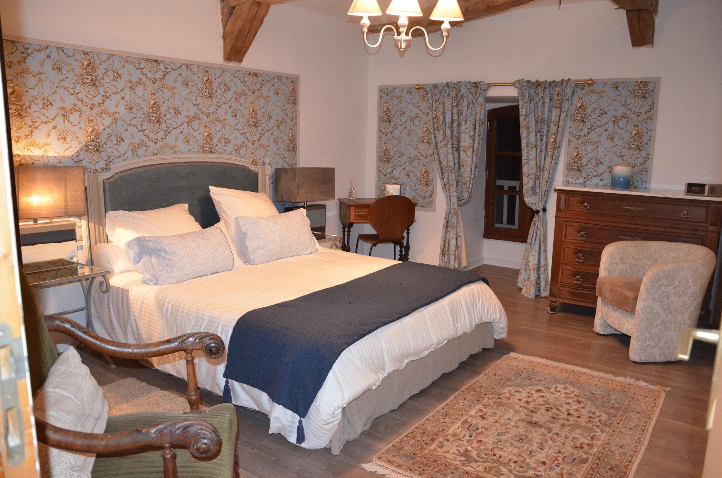 Ferienhaus Haus mit 3 Zimmern in Le Blanc mit eingezäuntem Garten und W-LAN (2218184), Le Blanc, Indre, Centre - Val de Loire, Frankreich, Bild 18