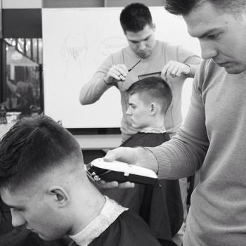 мужские стрижки, антон шмелев, новосибирск, обучение парикмахеров, hooliganz