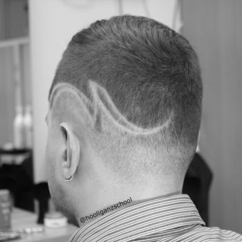 мужская стрижка, обучение парикмахеров, курсы парикмахеров