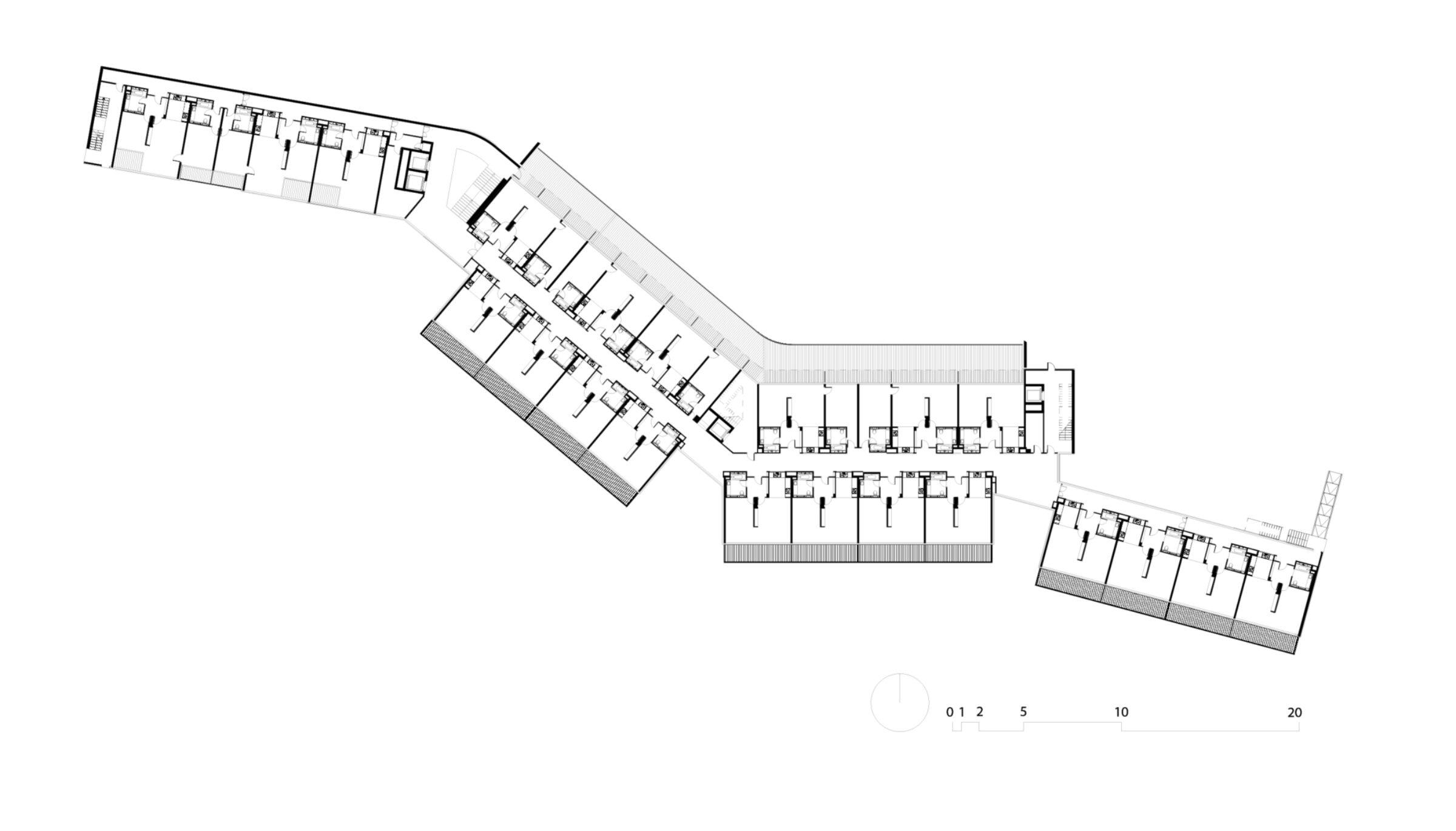 Grundriss 2. Ebene