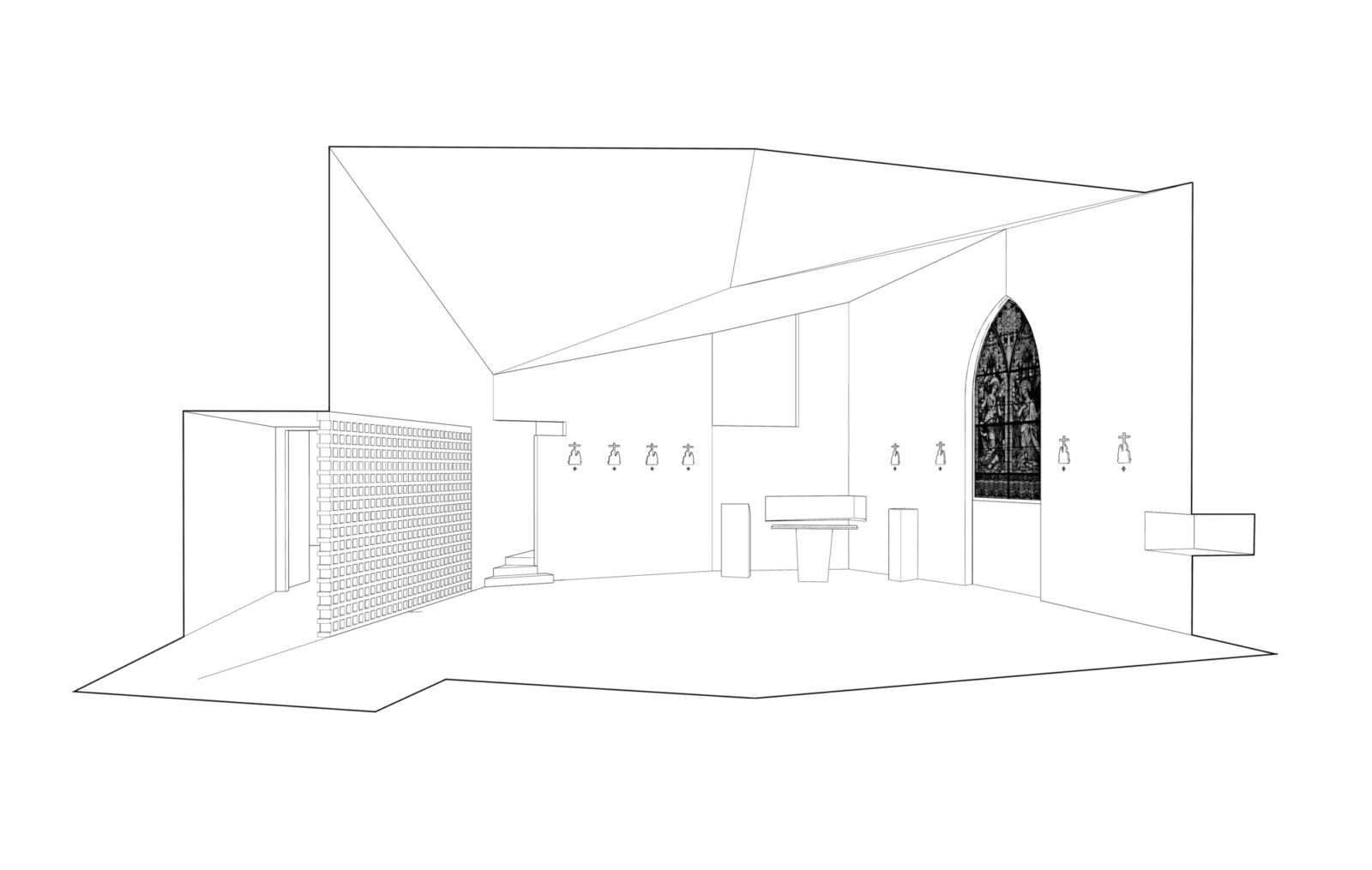 Chapel Perspective
