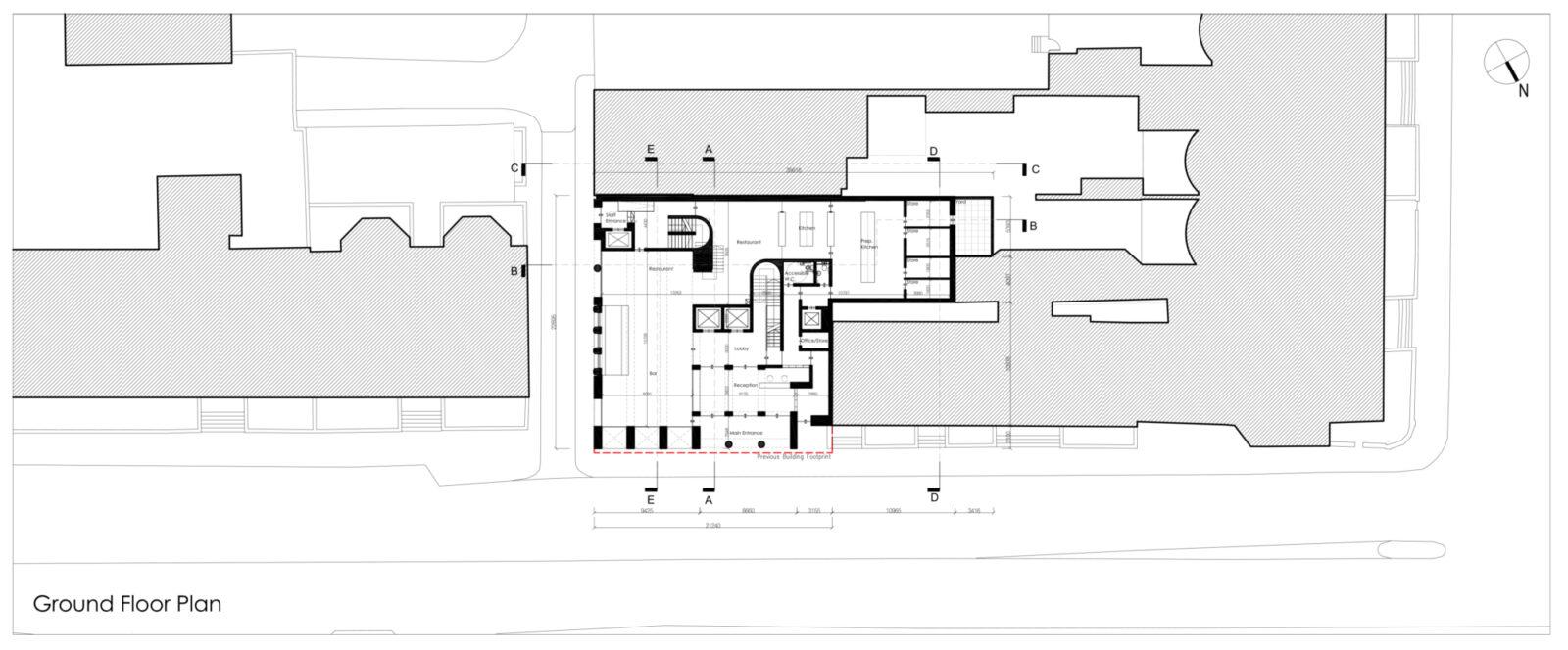 Msh Ground Floor Plan