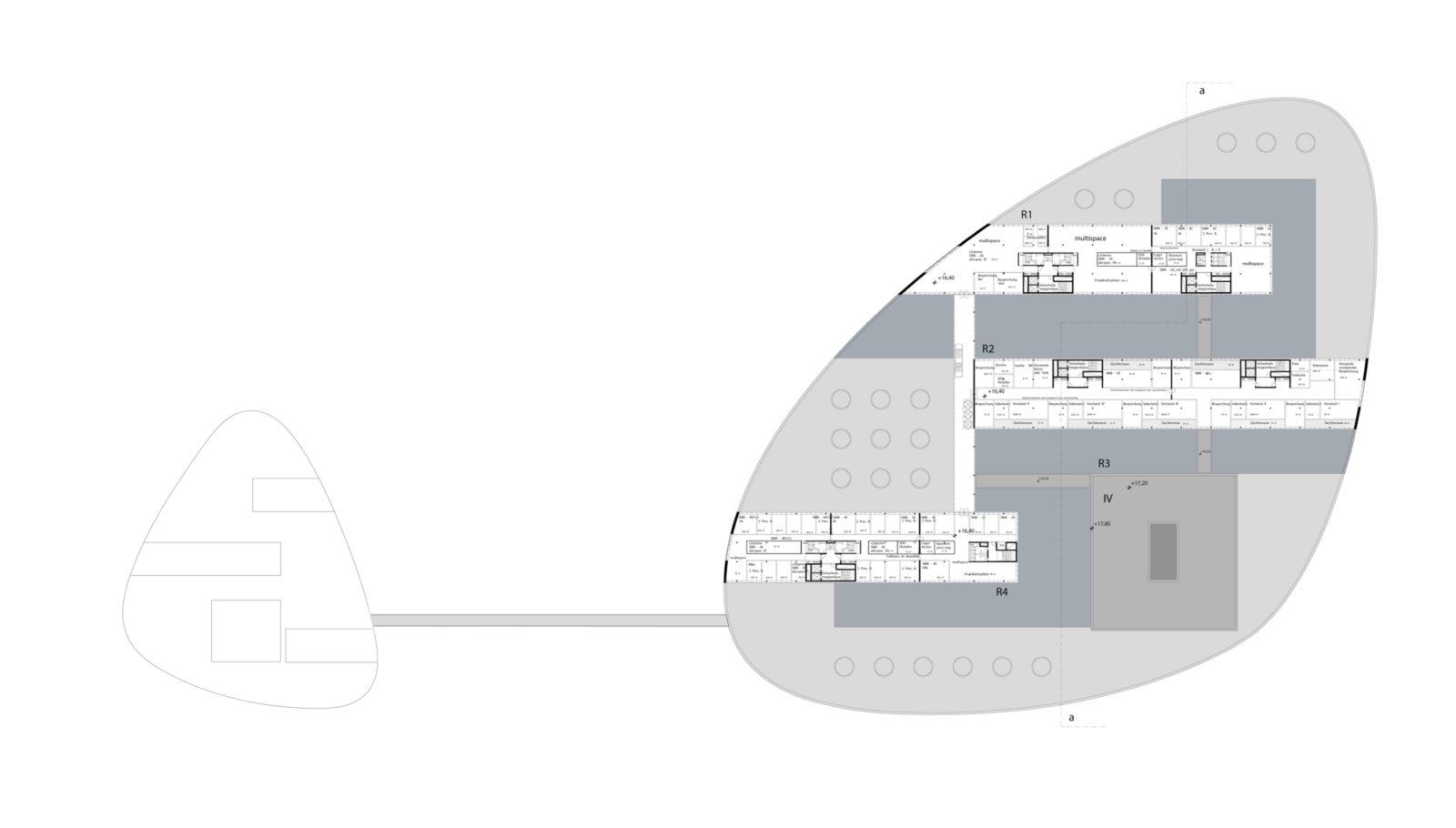 Rhein Upper Floor Plan