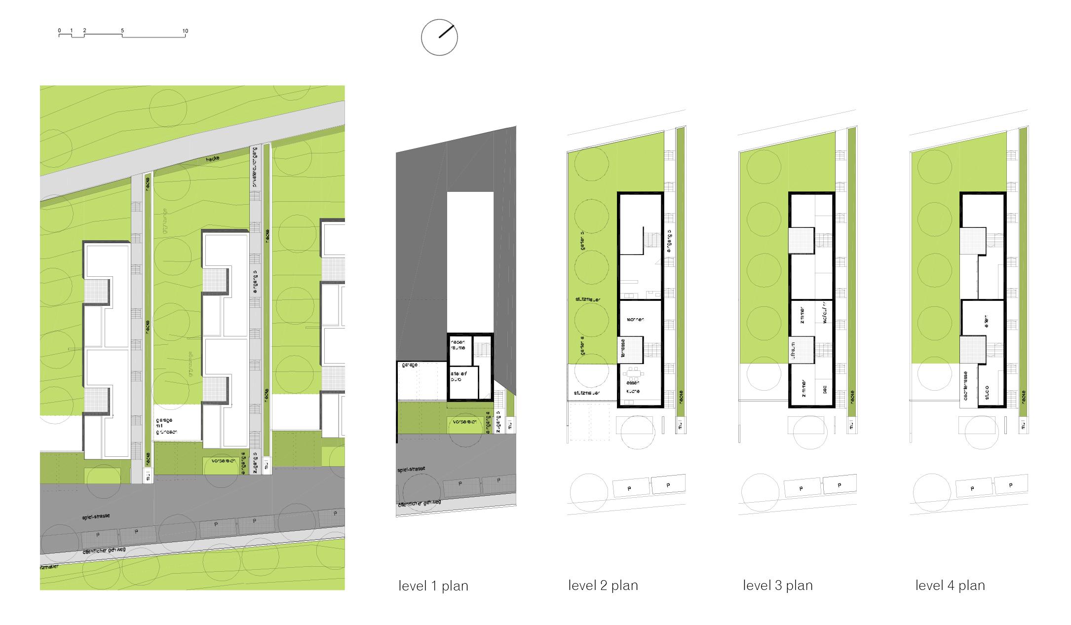 Hanghäuser hanghäuser gottesäcker henchion reuter architekten