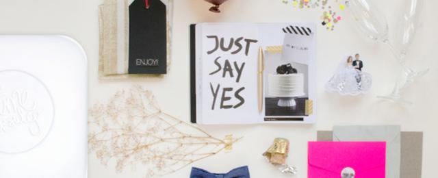 Maak een tijdcapsule van je trouwdag