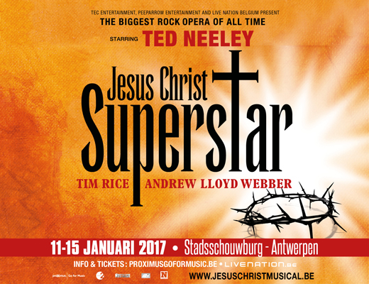 Jesus christ superstar 520x400px