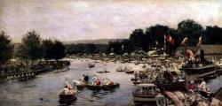 A History of British Rowing