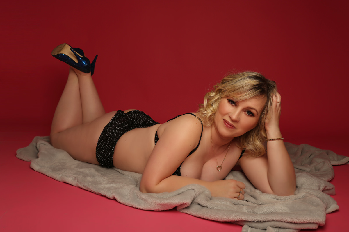 Boudoir photography Stockport