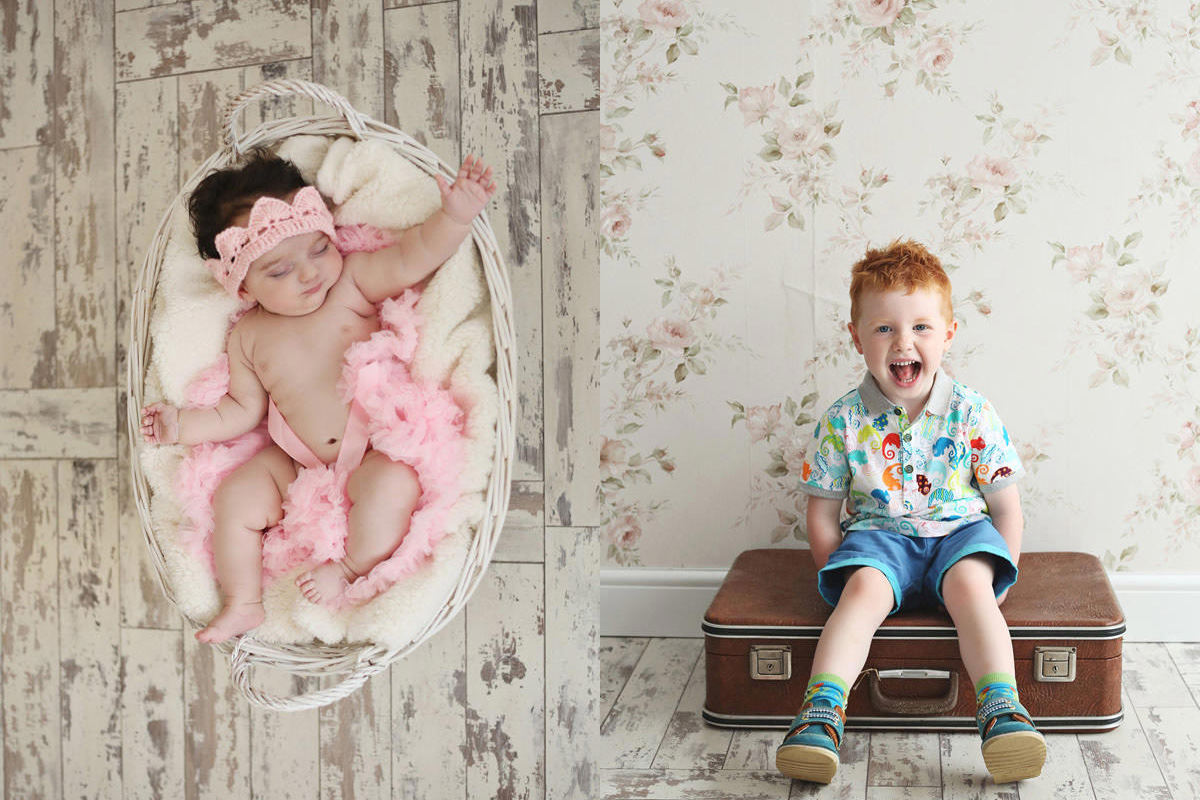 baby photography manchester
