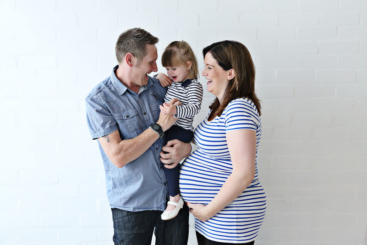 bump to baby photography Manchester