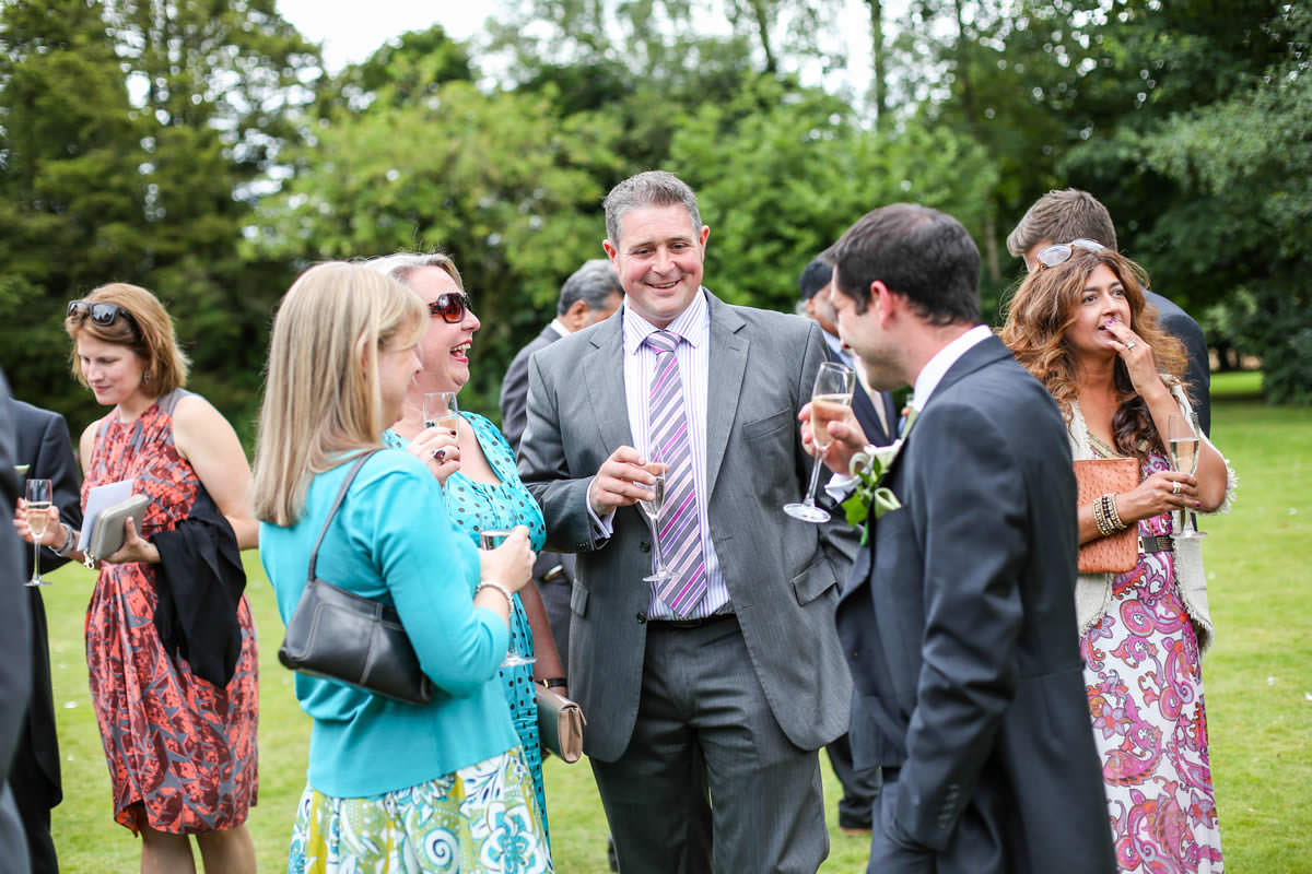 Candid Shots at Mere Court Hotel Manchester Wedding Photographer