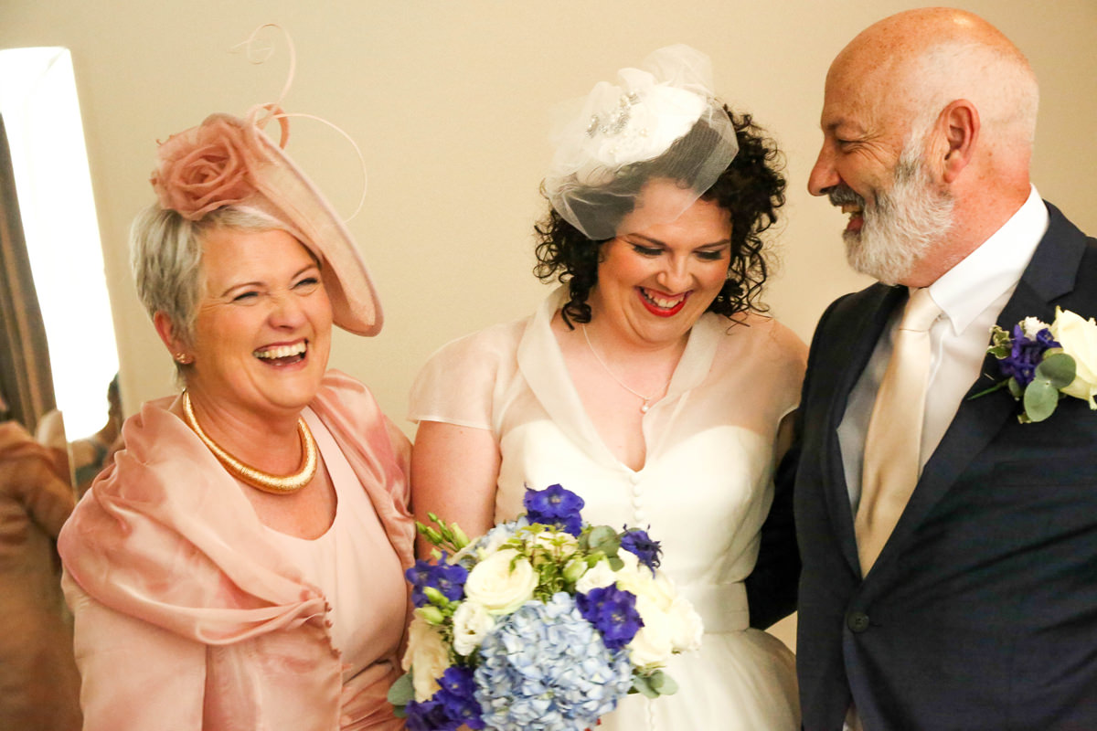Mother and Father of the Bride, The Palace Hotel Manchester. Wedding Photographer Manchester and Cheshire.