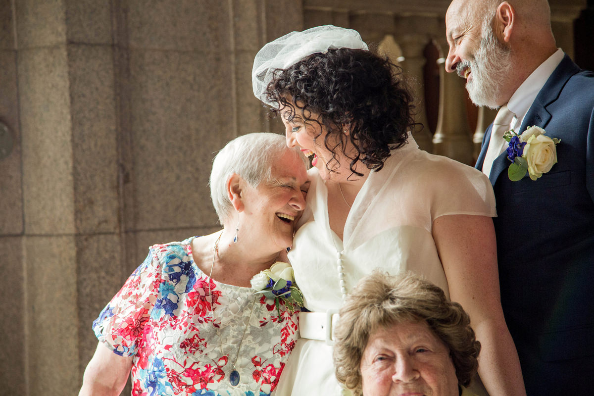 Candid Special Moments, The Palace Hotel Manchester. Wedding Photographer Manchester and Cheshire.