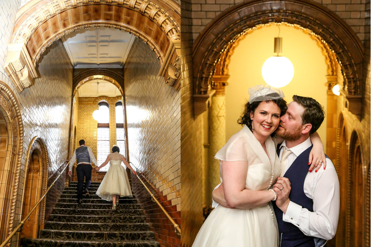 Bride and Groom Wedding Shoot. Wedding Photographer Manchester and Cheshire at the Palace Hotel.