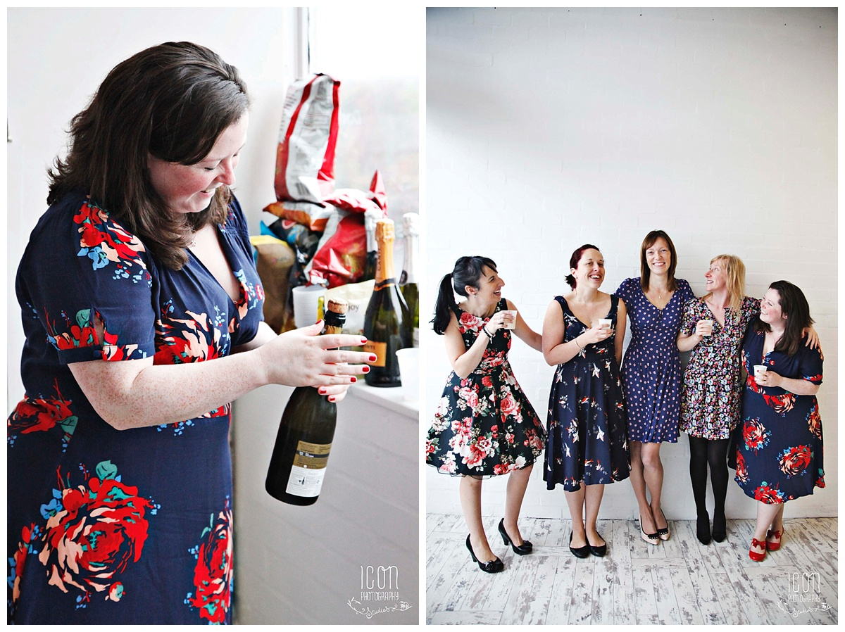manchester wedding photography Hen do