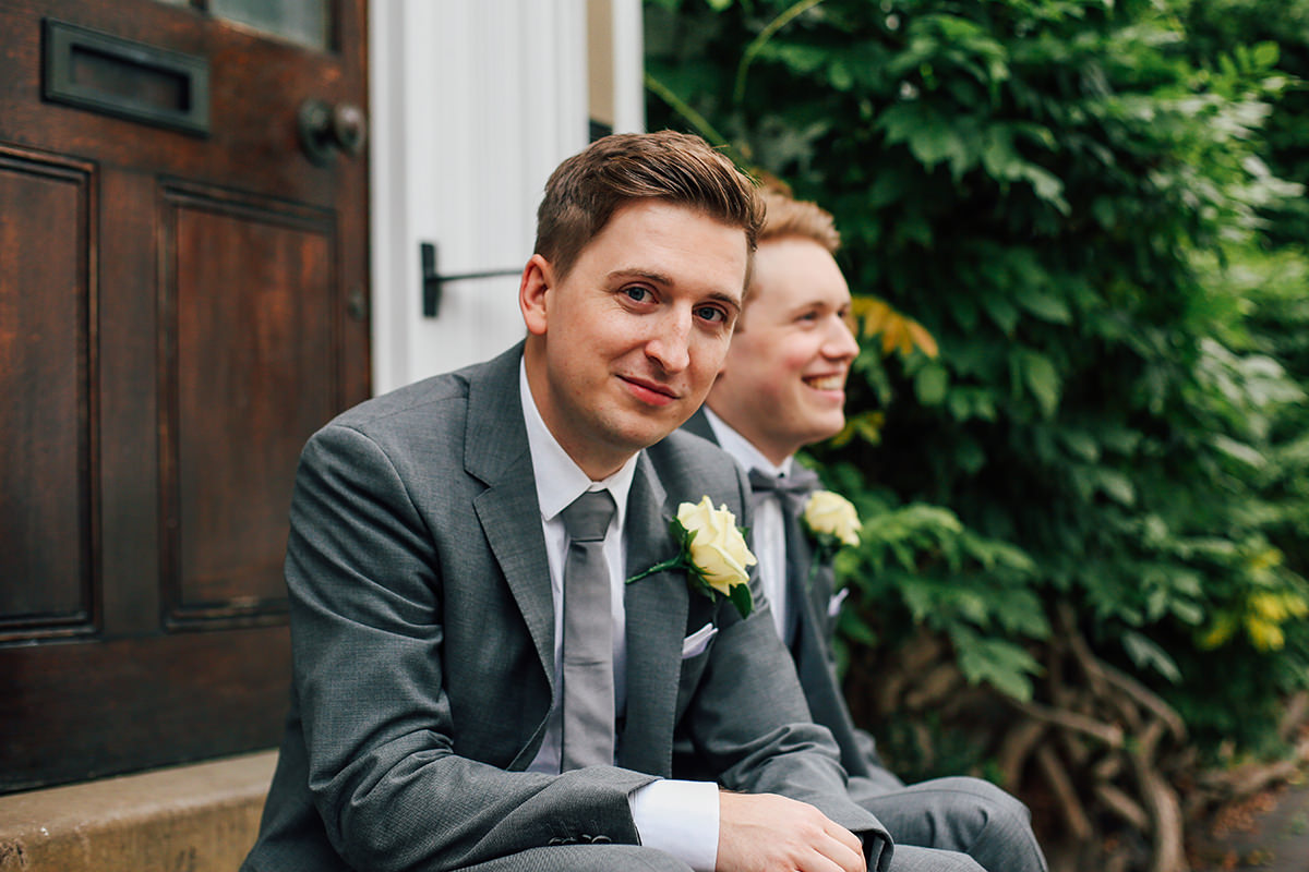 Candid Wedding Portrait Gay Wedding Photography Cheshire and Manchester Wedding Photographer Leamington Spa Wedding Photography Civil Partnership