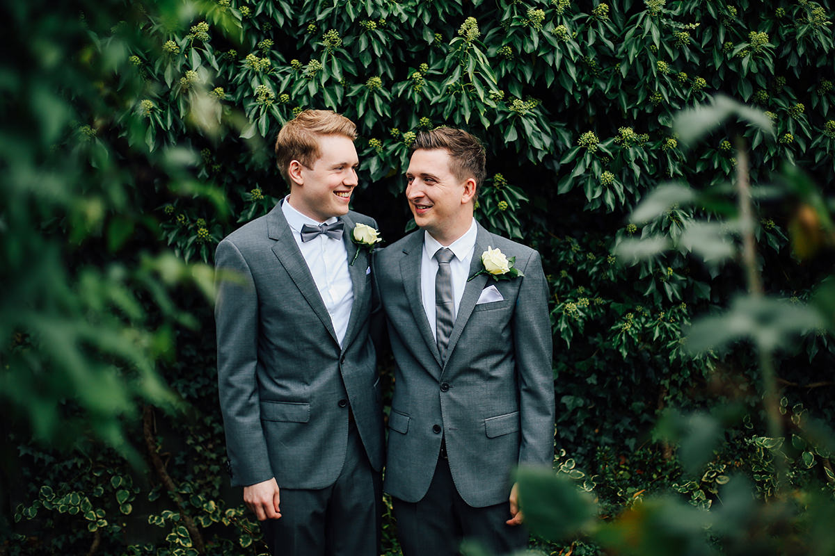 Creative Civil Partnership Photography Manchester and Stockport Wedding Photographer Leamington Spa Wedding Photography Civil Partnership