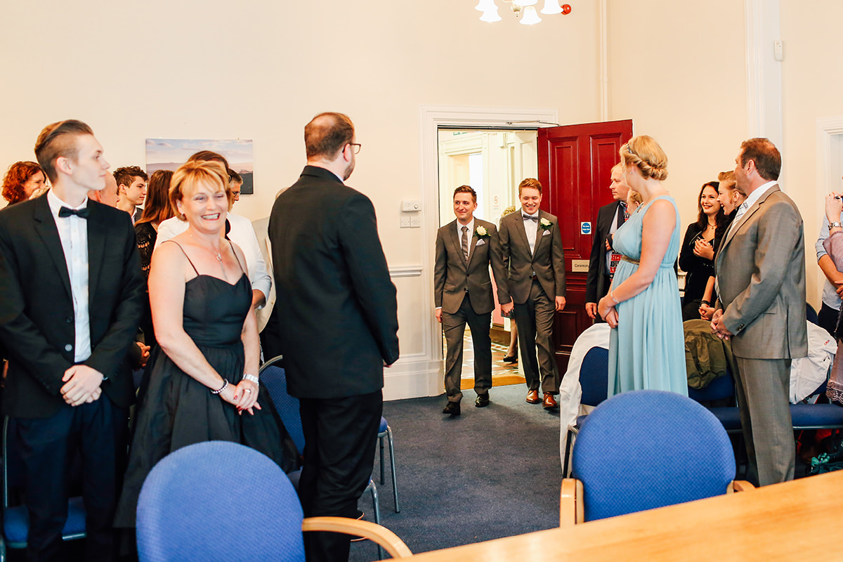 Gay Wedding Photography Manchester Wedding Photographer Leamington Spa Wedding Photography Civil Partnership