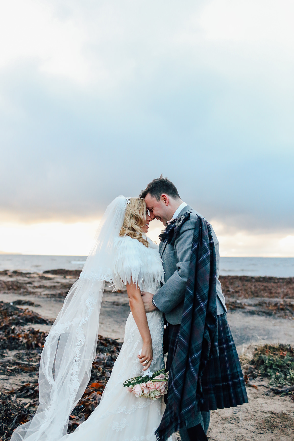 Loch Green House Hotel Wedding Photography Troon Wedding Photographer